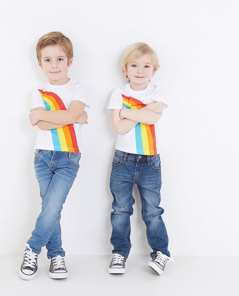 Regenboog T-shirt - K3 - K3